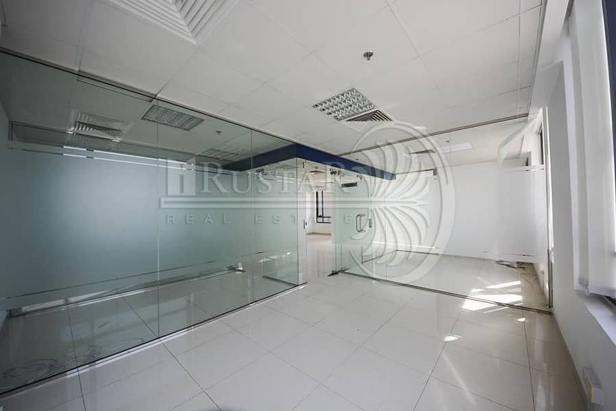 2 Fitted office in Prime Business Center - JVC