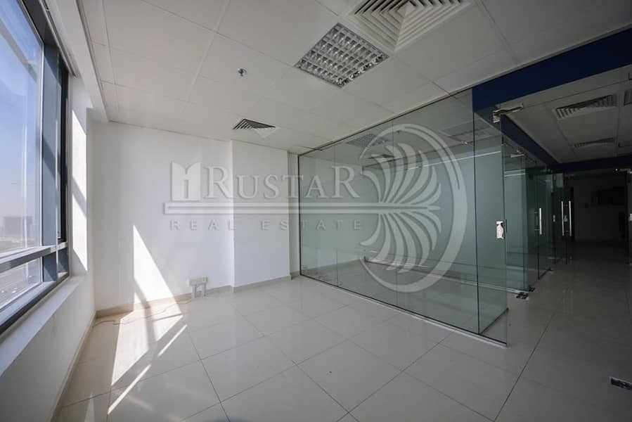 10 Fitted office in Prime Business Center - JVC