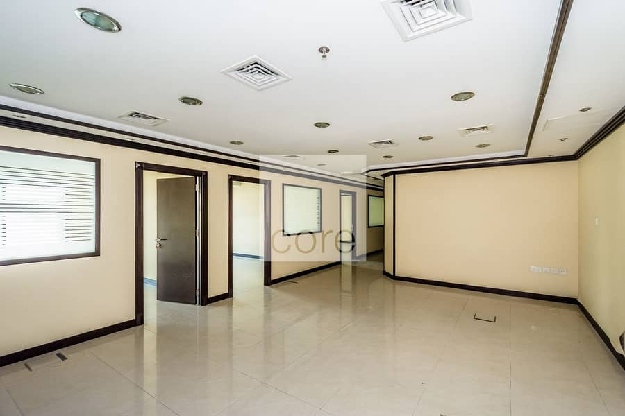 Fitted Office | Security | Visitor Parking