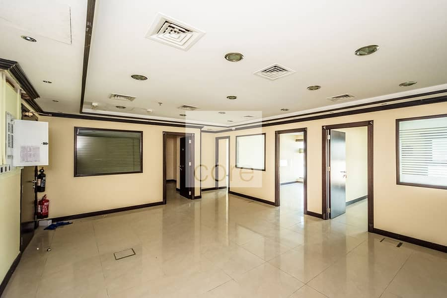 2 Fitted Office | Security | Visitor Parking