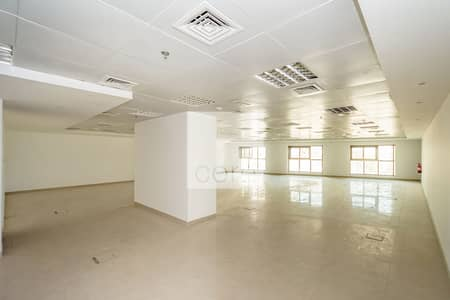 Office for Rent in Danet Abu Dhabi, Abu Dhabi - Low Floor | Fitted Office | Prime Location