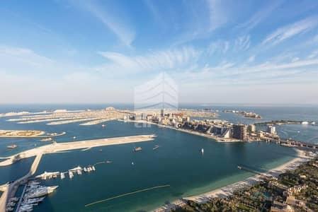 شقة 1 غرفة نوم للبيع في دبي مارينا، دبي - Dubai Eye View I 1 BR Apartment I Damac Residence I Dubai Marina.