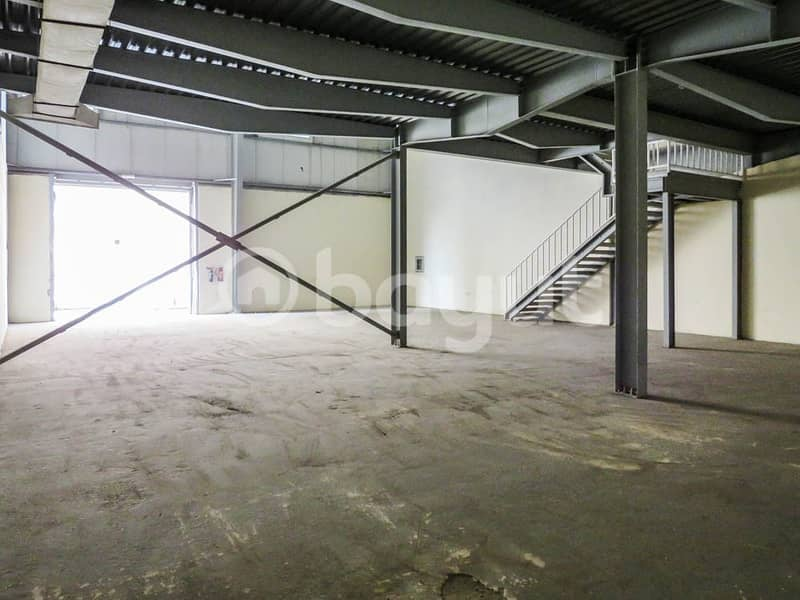 New warehouse at the best price from the owner directly