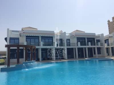 تاون هاوس 4 غرفة نوم للبيع في نخلة جميرا، دبي - Elegant 4 Bed Townhouse | Prime Location