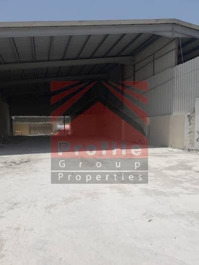 ارض استخدام متعدد  للايجار في مصفح، أبوظبي - Land For Rent in Mussafah Industrial City