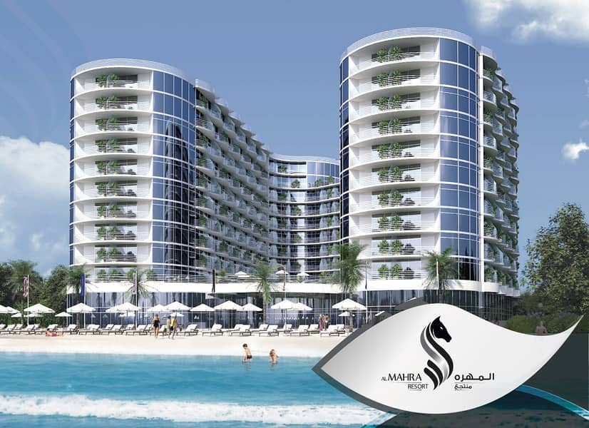 10%ROI , 63,000AED DOWN PAYMENT, ALMARJAN ISLAND