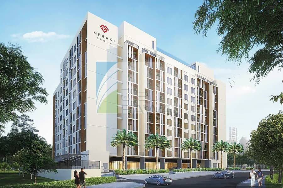 Pay 2% monthly No commission 2BHK for sale in Arjan Barsha South
