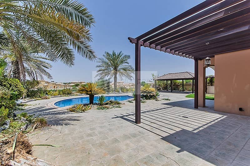 24 Full Golf Course View | Private Pool and Garden