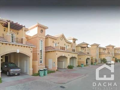 3 Bedroom Townhouse for Rent in Dubai Sports City, Dubai - 3 Bed+Maids Located inside community End of June