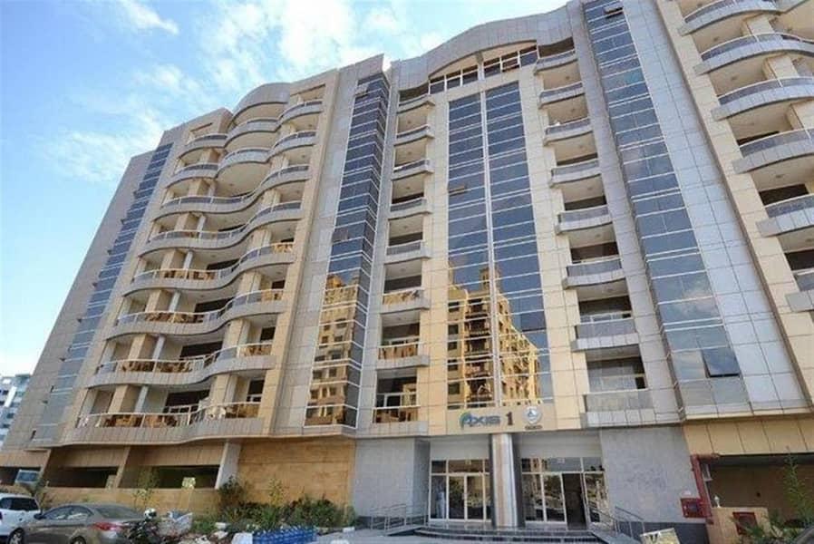 شقة في أكسيس 1 أكسيس ريزيدنس واحة دبي للسيليكون 1 غرف 42000 درهم - 4090891