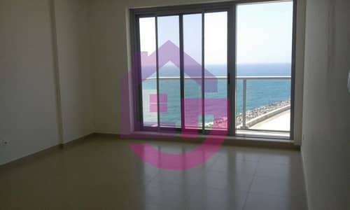 1 Bedroom Apartment for Sale in Al Marjan Island, Ras Al Khaimah - Perfect sea & beach view one bed apartment price negotiable