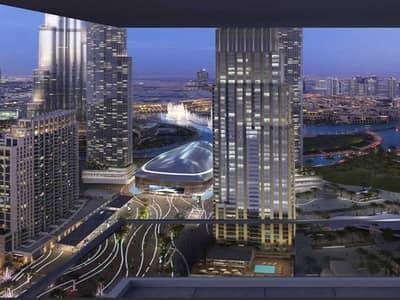 شقة 1 غرفة نوم للبيع في وسط مدينة دبي، دبي - شقة في فورتي وسط مدينة دبي 1 غرف 1100000 درهم - 4091442