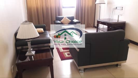 1 Bed Room Furnish Apartment Only For 52K With  Easy Parking.