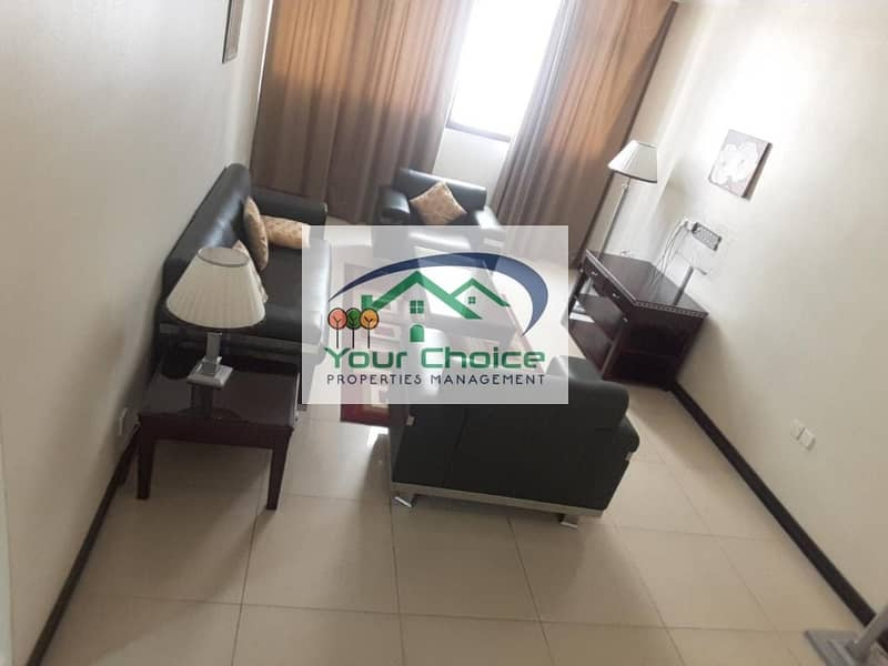 2 1 Bed Room Furnish Apartment Only For 52K With  Easy Parking.