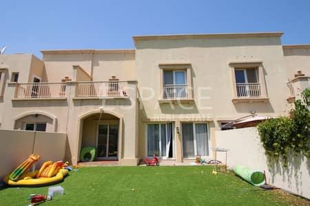 فیلا 3 غرفة نوم للايجار في الينابيع، دبي - Landscaped Garden - Springs 7 - June