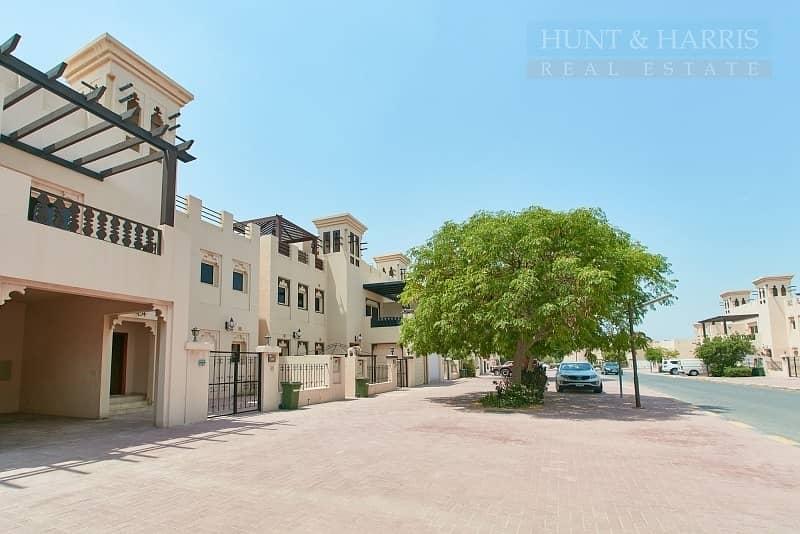 Vacant - Golf Course view - Al Hamra Village