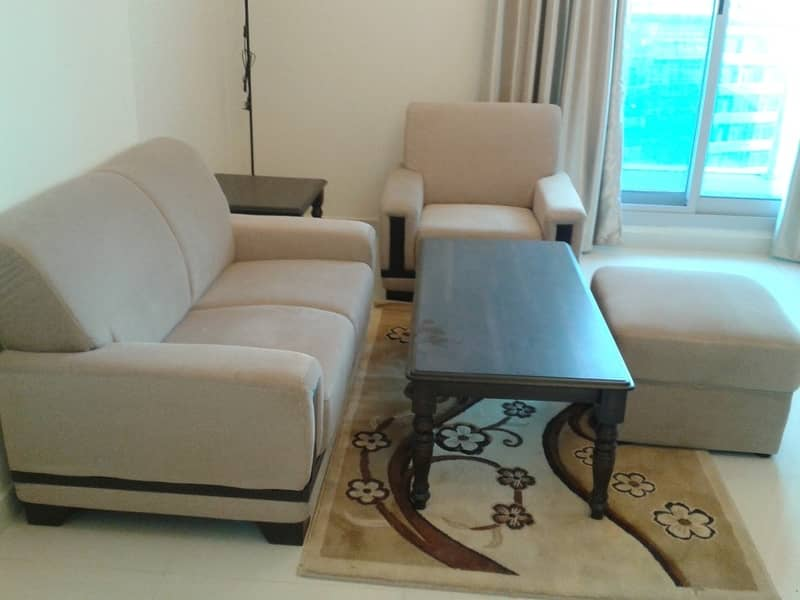 1 Fully furnished 1br| Multiple Chq Option