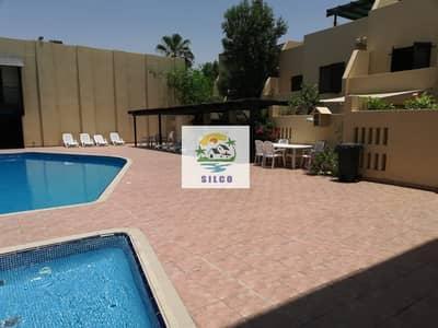 فیلا 4 غرفة نوم للايجار في الكرامة، أبوظبي - 4 B/R CENTRAL A/C  VILLA WITH FACILITIES