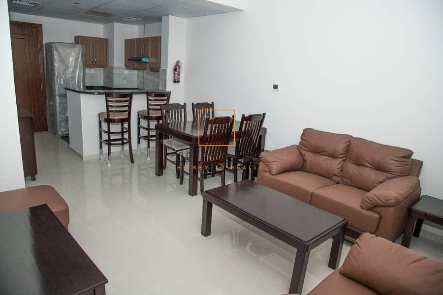 2 Furnished & Brand New Apt. in Elite Residence 10