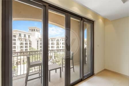 فلیٹ 1 غرفة نوم للايجار في جزيرة السعديات، أبوظبي - Live At The Door Step Of A 5* Resort|St. Regis