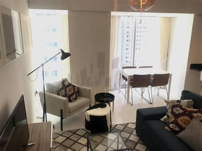 2 Bedroom Flat for Rent in Dubai Marina, Dubai - Brand new 2 bedrooms Furnished Chiller Free