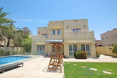 فیلا 6 غرفة نوم للبيع في السهول، دبي - Lake View | 6 Beds | Vacant Now | Private