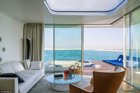 شقة فندقية 1 غرفة نوم للبيع في جزر العالم، دبي - 100 % Return  Of Investment over 12 years Guaranteed