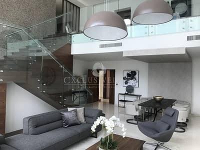 4 Bedroom Penthouse for Sale in Dubai Marina, Dubai - Stunning Penthouse Apartment in Marina Gate 1