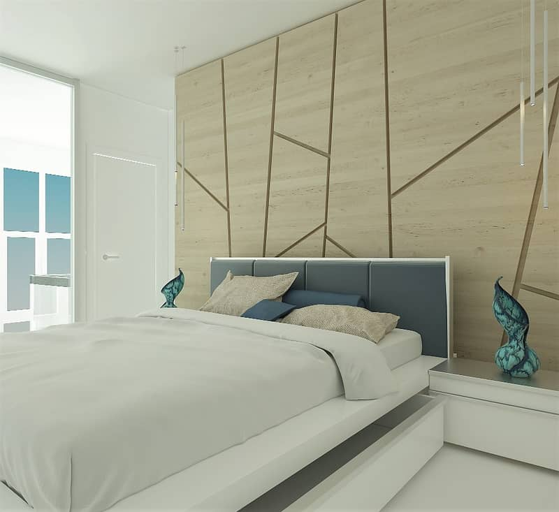 2 BED WITH 1% DOWN PAYMENT 1% MONTHLY PLAN WITH FULLY FURNISHED