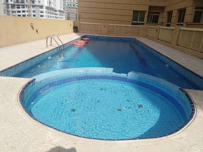 شقة 2 غرفة نوم للايجار في النهدة، دبي - Pool