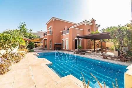 فیلا 5 غرفة نوم للايجار في المرابع العربية، دبي - Type 17 Villa with Private Swimming Pool