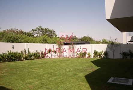 5 Bedroom Villa for Sale in Yas Island, Abu Dhabi - CORNER UNIT SINGLE RAW BEST LOCATION