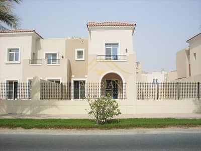 3 Bedroom Villa for Sale in The Lakes, Dubai - Type 1E Vacant 3 BR Plus Study & Maids in The Lakes
