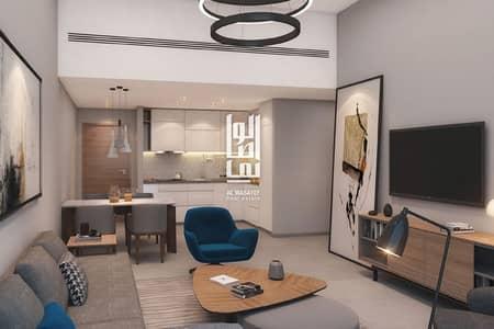 Studio for Sale in Business Bay, Dubai - fully furnished studio ! Burj Khalifa view