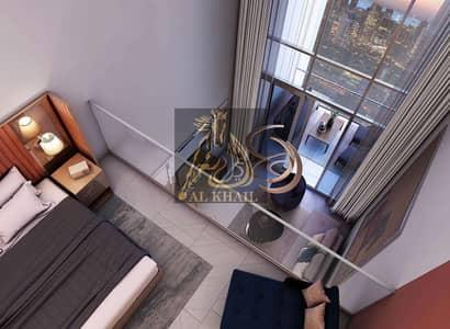فلیٹ 1 غرفة نوم للبيع في الخليج التجاري، دبي - Exquisite 1BR Loft Apartments for sale in Downtown Dubai with Easy Payment Plan | Prime Location with Canal View