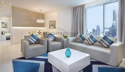 1 Bedroom Apartment for Sale in Business Bay, Dubai - Low Cost 1 Bedroom Fully Furnished For Rent in The Vogue .