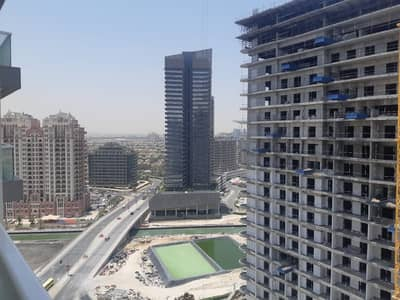1 Bedroom Apartment for Rent in Dubai Sports City, Dubai - view from bedroom