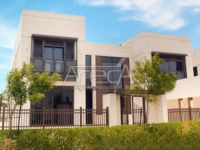 فیلا 6 غرفة نوم للايجار في جزيرة السعديات، أبوظبي - فیلا في حد السعديات جزيرة السعديات 6 غرف 430000 درهم - 4094299