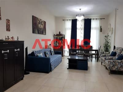 2 Bedroom Apartment for Sale in Al Furjan, Dubai - Ready 2 Bedroom+Maid Room Apartment only 1.28M