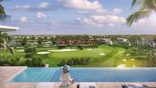 Amazing offer of 2 BR in Golf Suites I Call to Book Now!