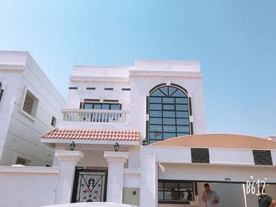 فیلا 5 غرفة نوم للبيع في الزهراء، عجمان - فيلا جديدة للبيع في عجمان موقع رائع جدا حجر