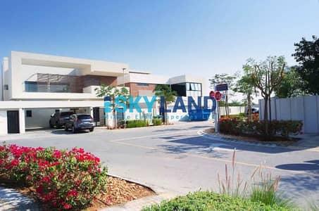 4 Bedroom Villa for Sale in Yas Island, Abu Dhabi - modern style 4 beds corner villa type T2