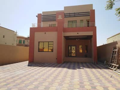 5 Bedroom Villa for Sale in Al Mowaihat, Ajman - Villa for sale in the highest areas integrated services at a special price Jdadaa