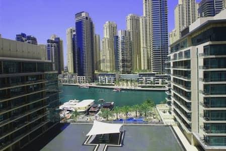 1 Bedroom Flat for Sale in Dubai Marina, Dubai - Rare unit|Marina View|Al Majara 3|EMAAR