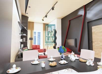 فلیٹ 1 غرفة نوم للبيع في قرية جميرا الدائرية، دبي - Own studio full of furniture at fantastic prices