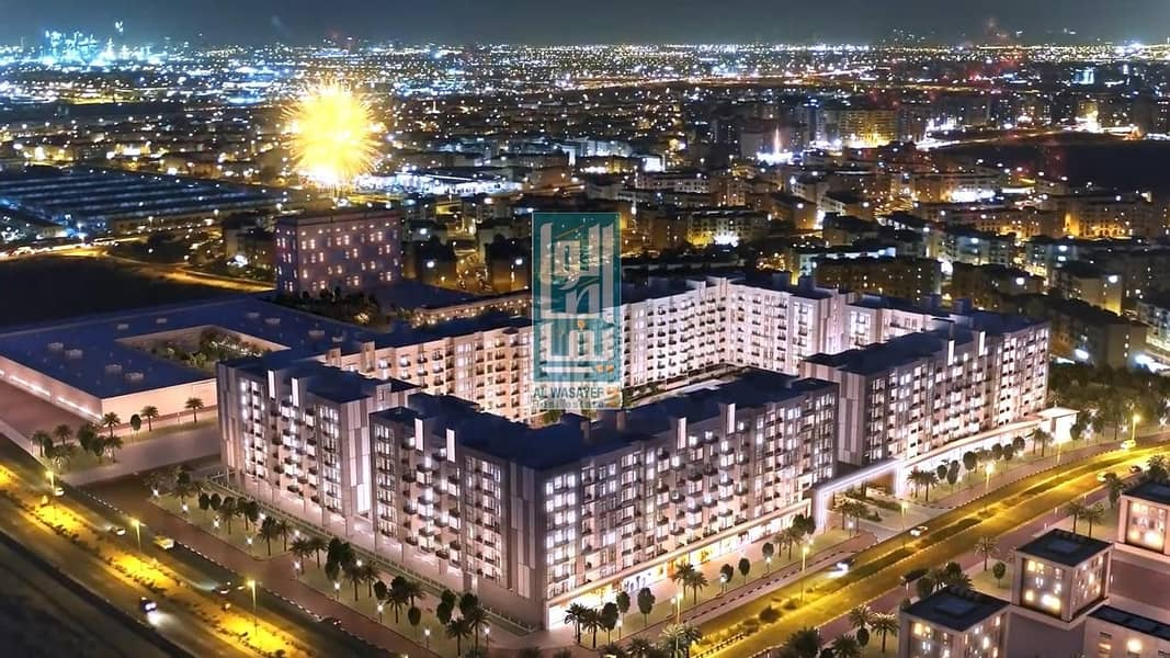 2 .70K deposit and 1%..........monthly on 6 years !! limited unite..1BD