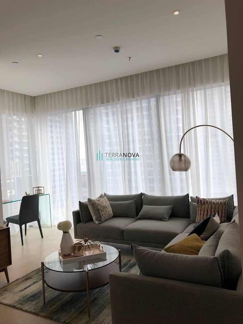 2 Dubai Eye View | Type 2J -  Two Bedroom