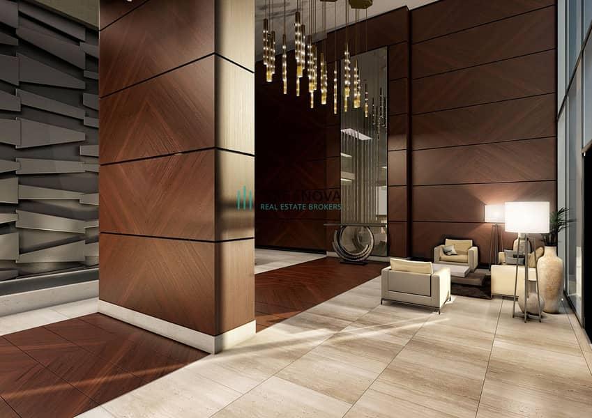 10 Dubai Eye View | Type 2J -  Two Bedroom