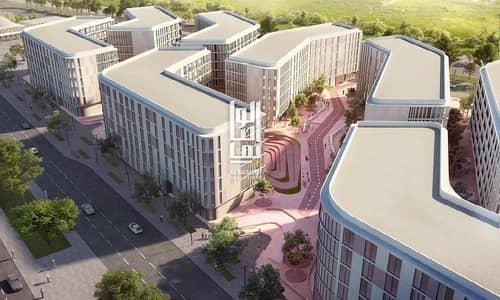 1 Bedroom Flat for Sale in Aljada, Sharjah - 31K aed DP |  10% ROI Guaranteed for 5 years...