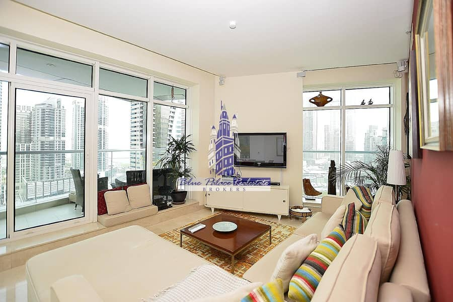 10 Vacant 3br in Trident Bayside with Full Marina View